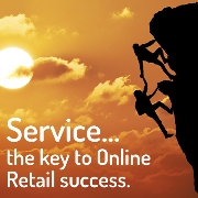 Service...the key to Online Retail success.
